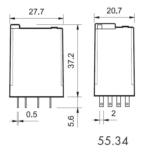 Image Description for https://tedi.itc-electronics.com/itcmedia/images/20190604/553480060040_FINDERRELAIS_2.jpg
